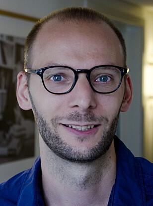 INDIVIDUELLE FORSKJELLER: Hjerneforsker Christian Krog Tamnes understreker at det er store individuelle forskjeller - også hos tenåringer. FOTO: Svein Milde/UiO