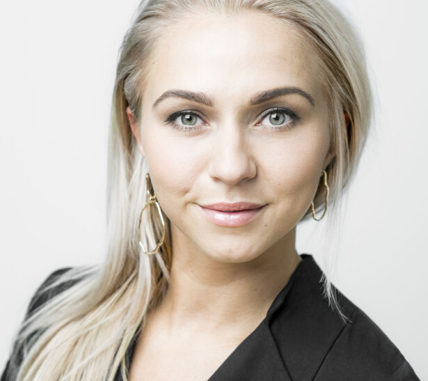 EKSPERTEN: Sanya Keränen i Nikita Hair. FOTO: Nikita Hair/Erika Hebbert
