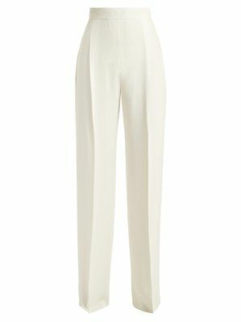 Bukse fra Max Mara |2635,-| https://www.matchesfashion.com/intl/products/Max-Mara-Dixi-trousers-1211720