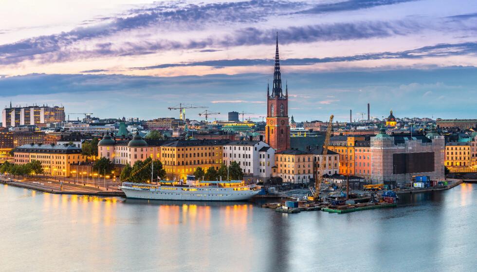STOCKHOLM: En liten storbyferie er aldri feil og med disse tipsene kommer helgen i den svenske hovedstaden til å bli komplett! Foto: Scanpix