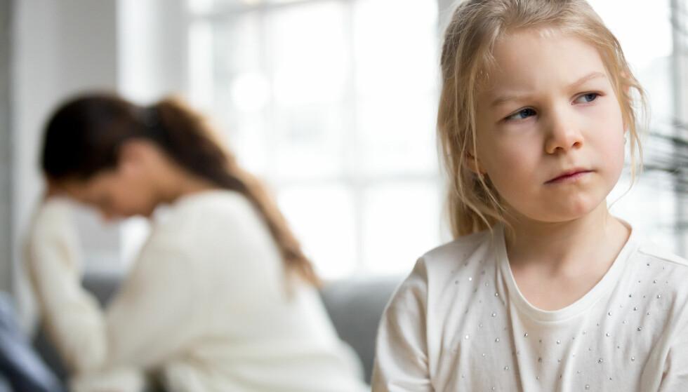 NEGATIVT KROPSSNAKK: Snakker du mye om mat og kropp foran andre? Det kan påvirke i større grad enn det du tror. FOTO: NTB Scanpix