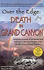 KARTLAGT DØDSFALL: Forfatterene har kartlagt alle som har omkommet i Grand Canyon fra 1860 og frem til i dag.
