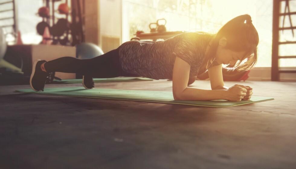 IKKE TID TIL TRENING?: Rekker du ikke å trene så ofte som du ønsker? Da anbefaler personlig trener Magnus Pilegard at du prioriterer kondisjonen. FOTO: NTB Scanpix