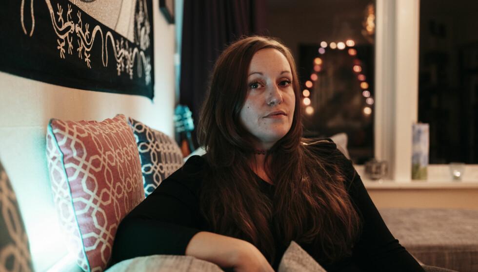 OPPDAGET AT HUN VAR POLYAMORØS: Hanne (31) levde i et monogamt ekteskap, helt til hun hadde en spirituell opplevelse hvor hun innså at hun var skapt for å leve i et forhold med flere personer. FOTO: Tommy Ellingsen