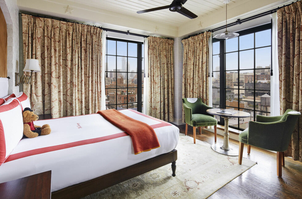 1781 The Bowery Hotel