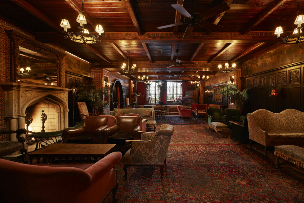 1734 The Bowery Hotel