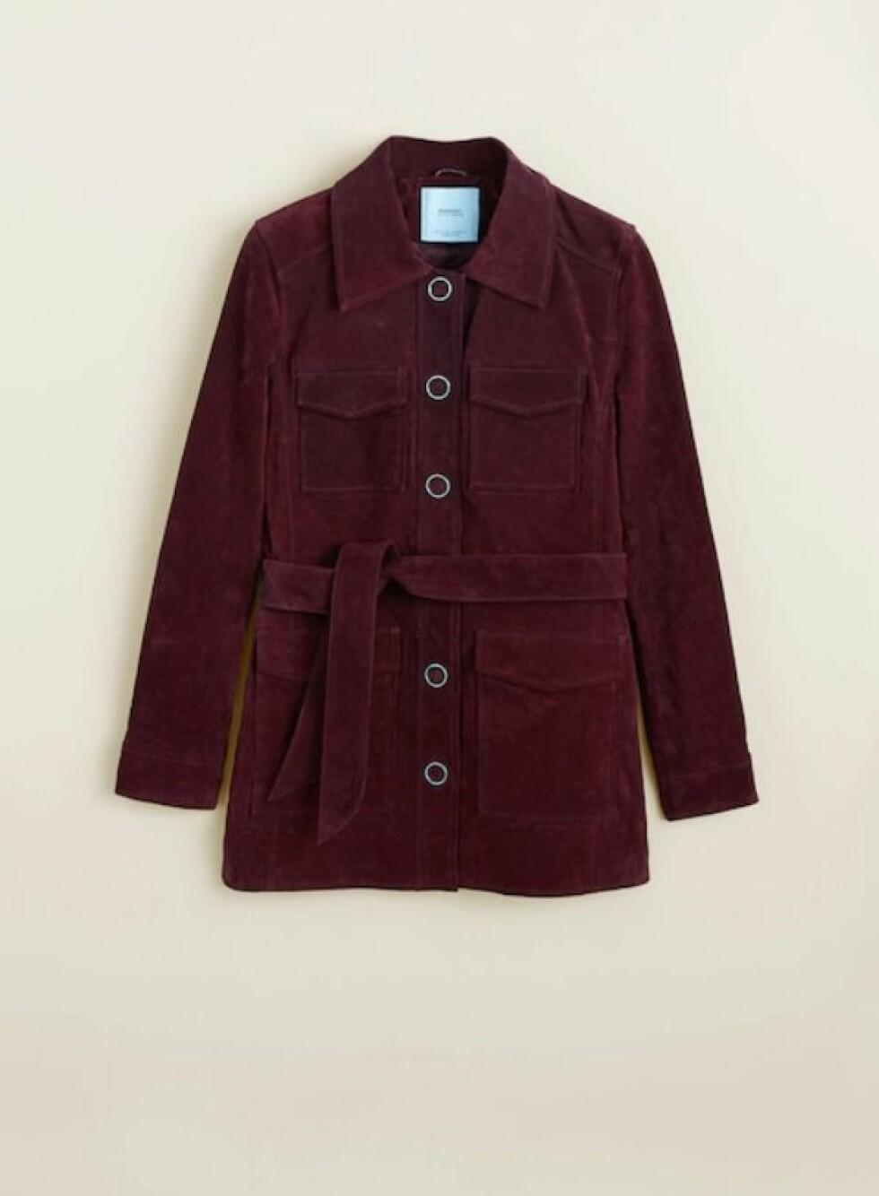 <strong>Skinnjakke fra Mango  1400,-  https:</strong>//shop.mango.com/no-en/women/jackets-jackets/pockets-leather-jacket_33053802.html?c=76&n=1&s=prendas_she.familia;16,304