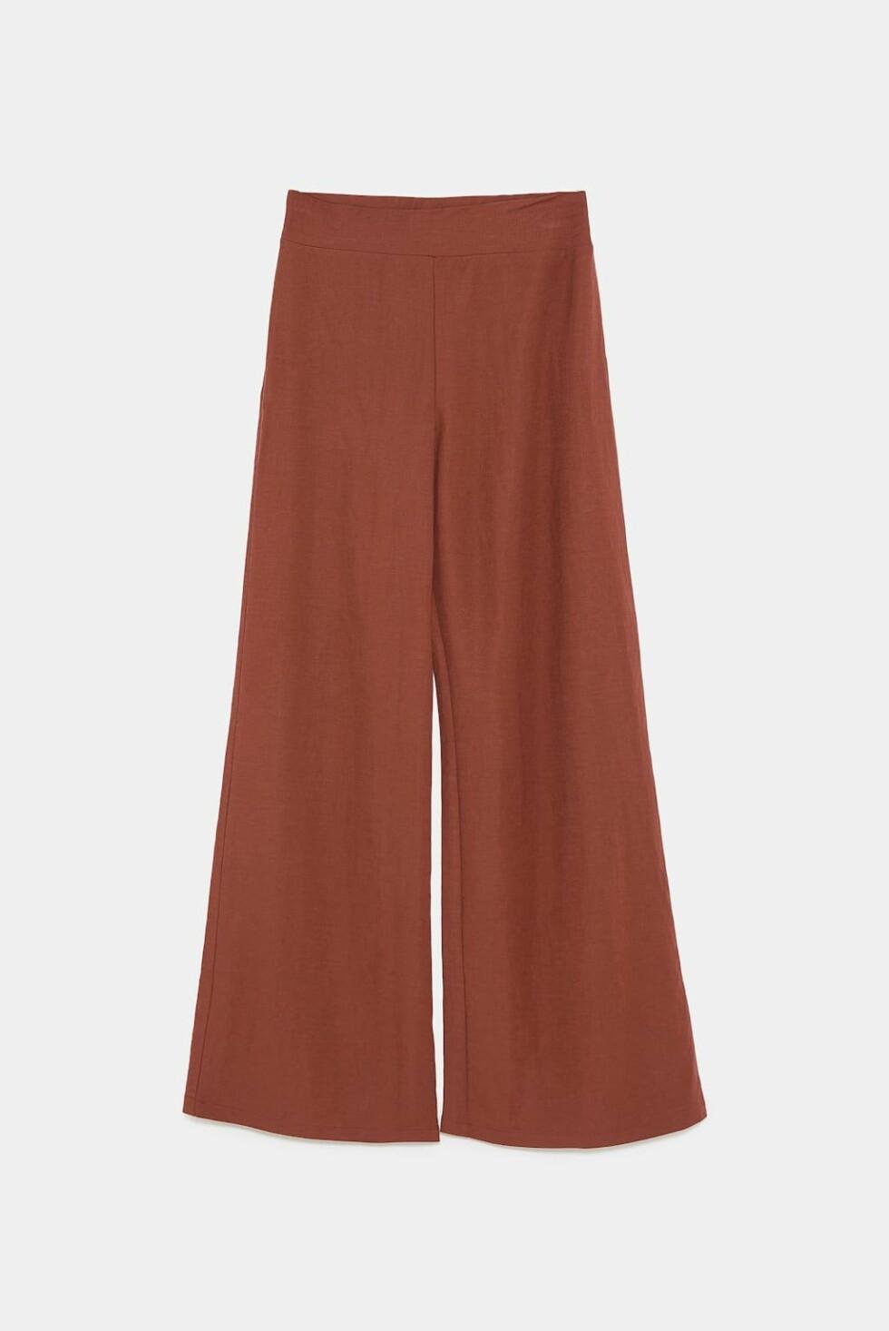 <strong>Culotter fra Zara  230,-  https:</strong>//www.zara.com/no/no/culottebukse-p05580303.html?v1=6621589&v2=1074755