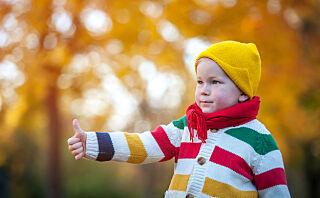 Nå kan du abonnere på barneklær