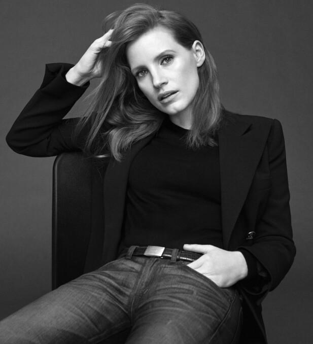NOMINERT TIL OSCAR TO GANGER: Jessica er blitt nominert til Oscar to ganger, og vant en Golden Globe for beste kvinnelige skuespiller for sin innsats i filmen «Zero Dark Thirty». FOTO: Dan Jackson
