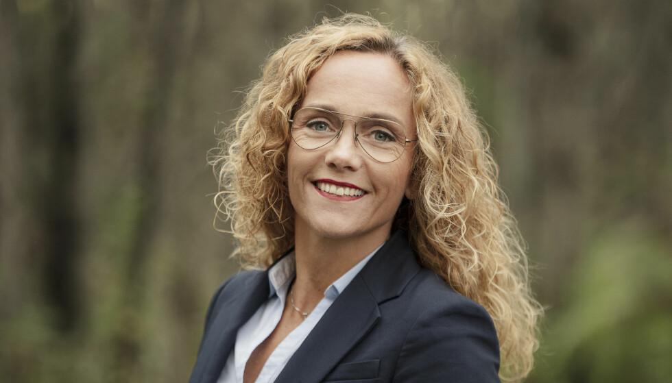 FORSKER PÅ BARNS SPISEVANER: Silje Steinsbekk har sammen med en forskergruppe sett nærmere på hvordan barns spisevaner påvirkes av foreldrenes atferd. FOTO: NTNU Samfunnsforskning