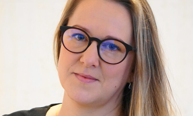 NYSGJERRIGHETEN TOK OVERHÅND: Journalist og forfatter Marte Michelet klarte ikke å slutte å tenke på dokumentet hun fikk tildelt på en kafé for fire år siden. Det ble starten på en ny, kontroversiell bok. FOTO: Astrid Snipsøyr