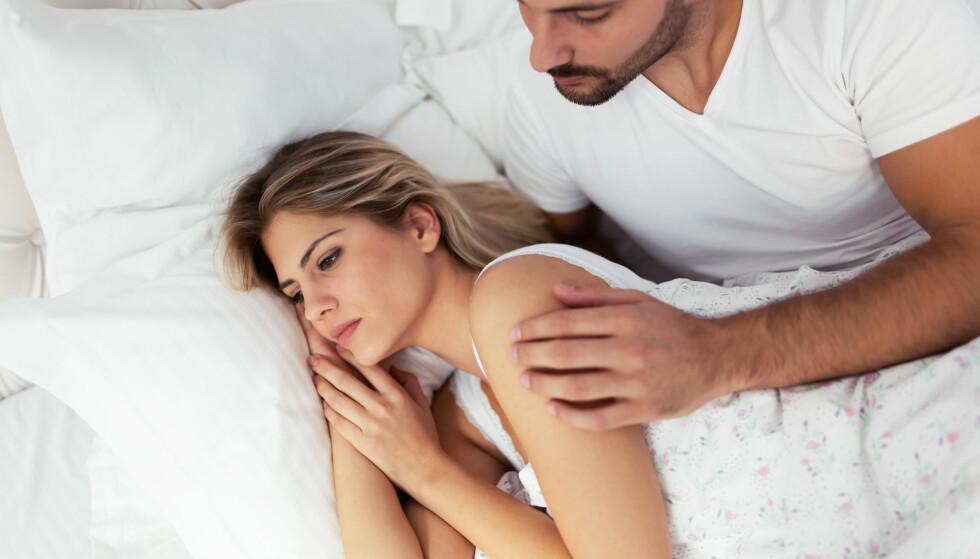 Forskning viser at mange blir i et dødt forhold for å unngå å såre partneren