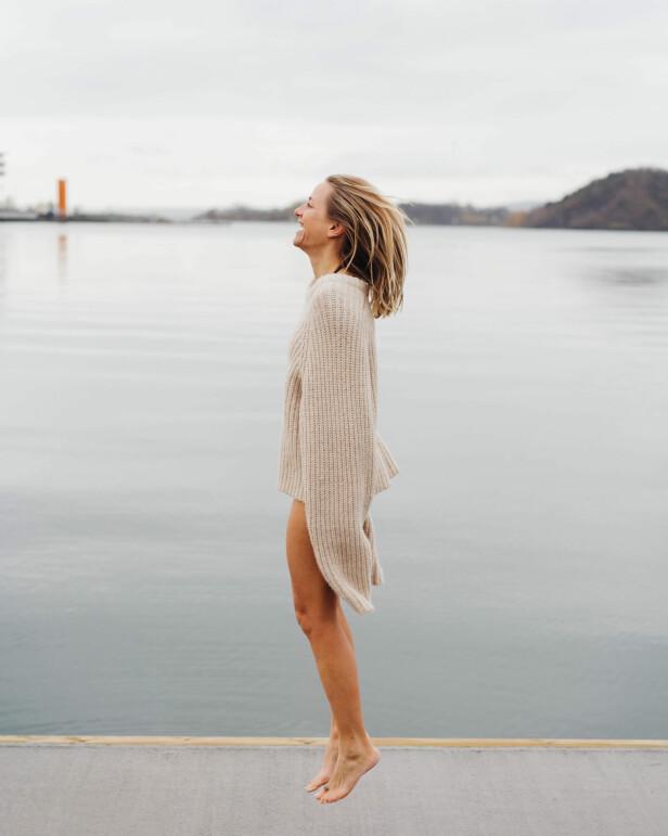 Celine Aagaard. Foto: Håkon Jørgensen