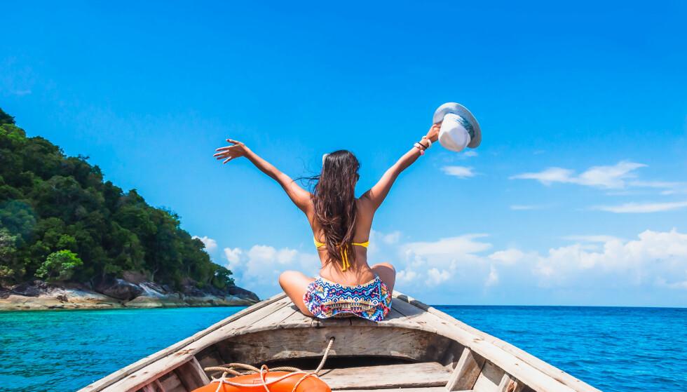 REISE: Om du skal bestille ferie, bør du følge disse rådene:  FOTO: NTB Scanpix
