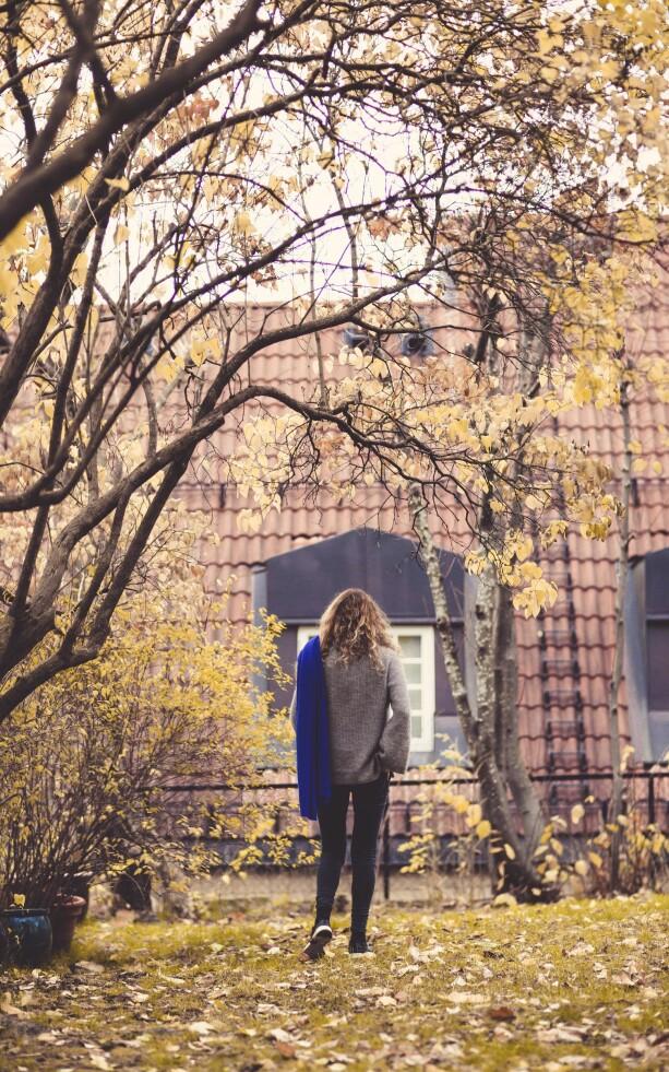 AKTIV: Vibeke Løkkeberg hviler ikke på sine laurbær: – Kanskje jeg skriver en bok til. FOTO: Astrid Waller