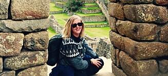 Derfor reiser Christina (28) helst alene