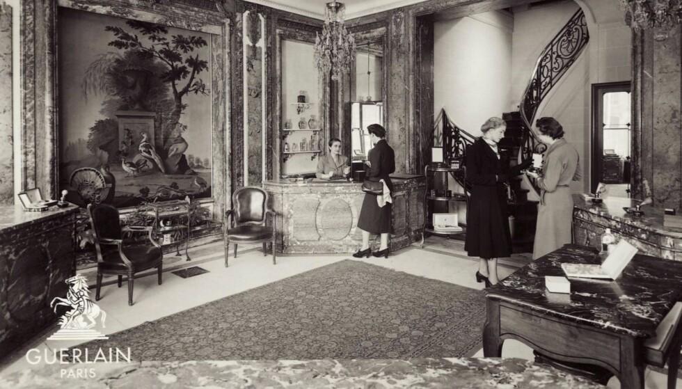 Beauty-instituttet på 68 Champs Elysées har trukket til seg kvinner fra hele verden siden 1935. FOTO: GUERLAIN