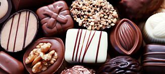 Salt kjøtt, sjokolade og marengs: Her er maten ernæringsekspertene ikke kan motså