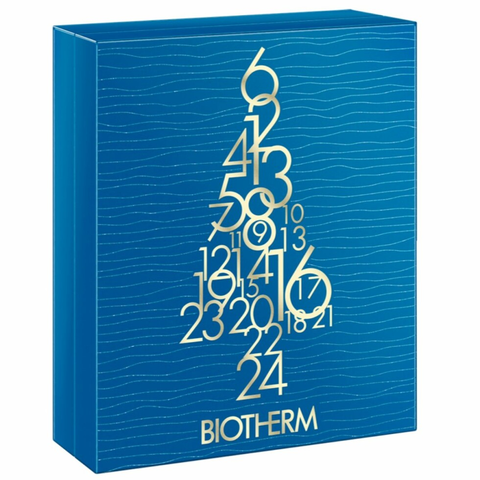 Biotherm |675,-|https://eleven.no/biotherm-advent-calendar-2018?refSrc=59392&nosto=productpage-price