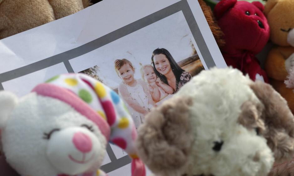 IDYLLEN SOM BRAST: I august 2018 forsvant den gravide tobarnsmoren Shan'ann Watts og døtrene Bella og Celeste fra sitt hjem i Colorado i USA. Kort tid senere ble de tre funnet drept. Nå er far og ektemann Chris Watts dømt til livstid for de grusomme drapene. FOTO: NTB Scanpix