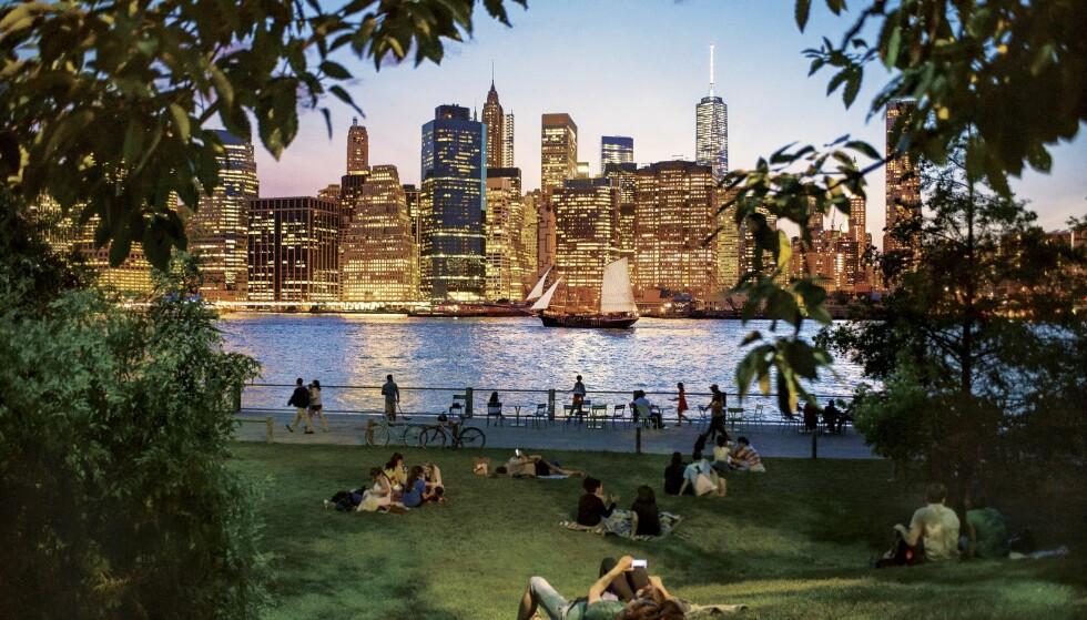 BROOKLYN: De fleste turister fokuserer på Manhattan, men Brooklyn er stedet der de fleste newyorkere lever sitt liv. FOTO: Julienne Schaer, Alexander Thompson, Christopher Postlewaite/NYC & Company og saraghina.com