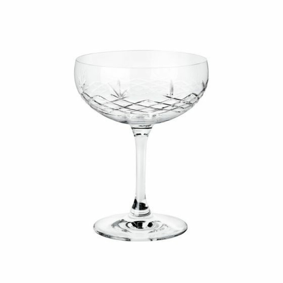 Glass fra Frederik Bagger |600,-| https://www.millaboutique.no/nyheter/crispy-gatsby-glass-2pk