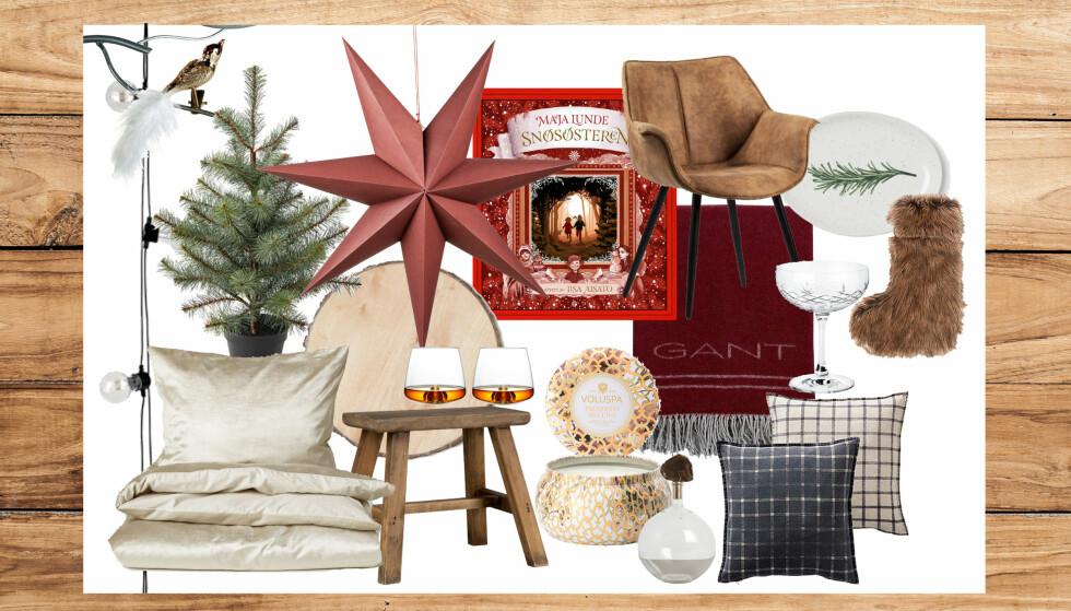 Gjør hjemmet (litt) klart til jul