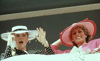 Sarah Ferguson om det unike vennskapet med prinsesse Diana: - Ingen andre fikk meg til å le slik hun gjorde