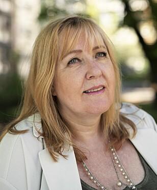 KAN HA LANGVARIGE KONSEKVENSER: Aud R. Misund har forsket på hvordan for tidlig fødsel kan påvirke mors psykiske helse og mor-barn-forholdet. FOTO: Sonja Balci / OsloMet