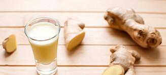 Er ingefærshots bra for helsa?