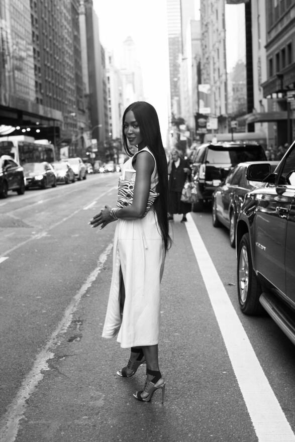Naomi Campbell. Foto: Scanpix
