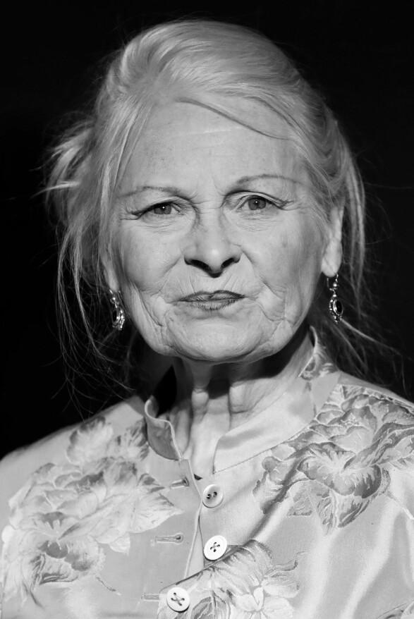 Vivienne Westwood. Foto: Scanpix