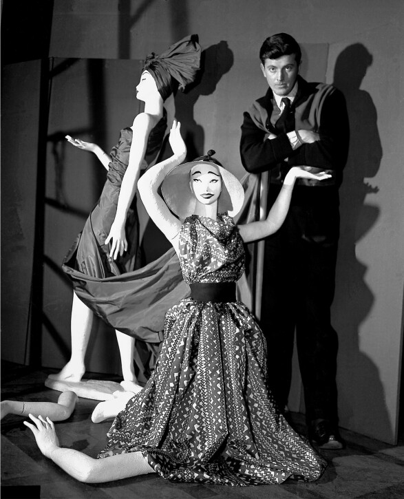 Hubert de Givenchy. Foto: Scanpix