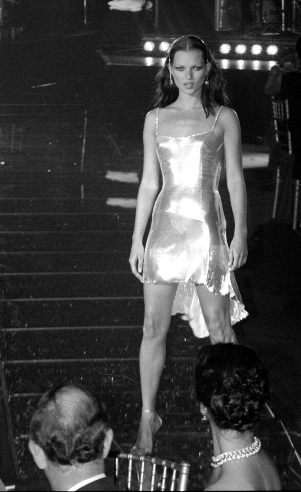 Kate Moss. Foto: Scanpix