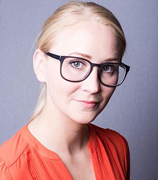 INTERESSANT: Men Anna Bistrup hos NAAF vil gjerne se flere studier på dette emnet. FOTO: NAAF