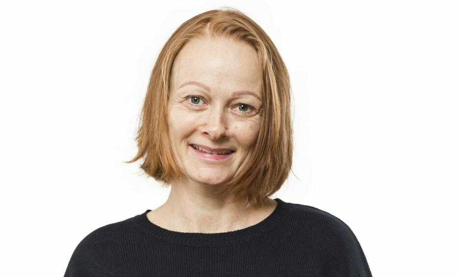 BLI NY: Slik så Kari-Anne ut før hun ble ny med KK! FOTO: Astrid Waller