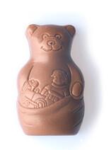 HVIT I KANTENE: Sjokoladefigurer, som gjerne ledet tankene til østeuropeisk fauna, var for de få heldige på 70-tallet FOTO: NTB Scanpix