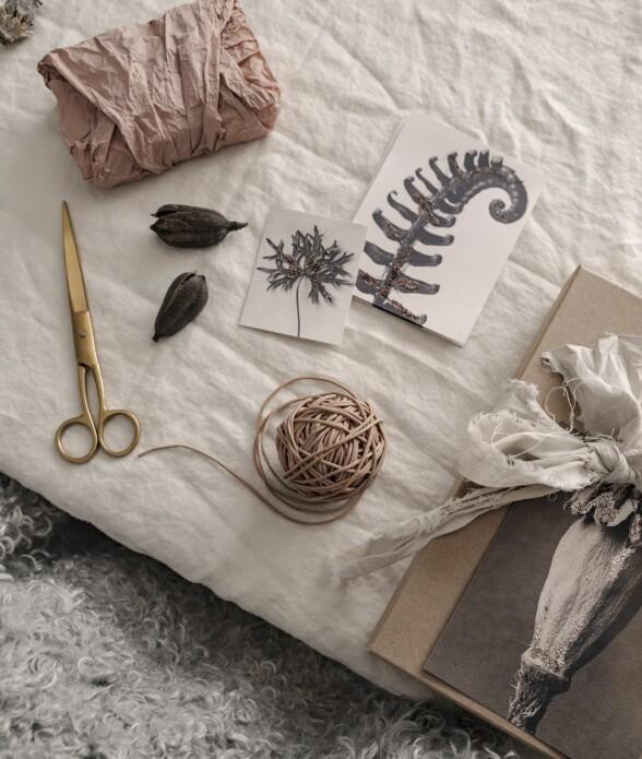 Lite er så stemningsfullt i førjulstiden som juleverksted sammen med familie eller gode venner.