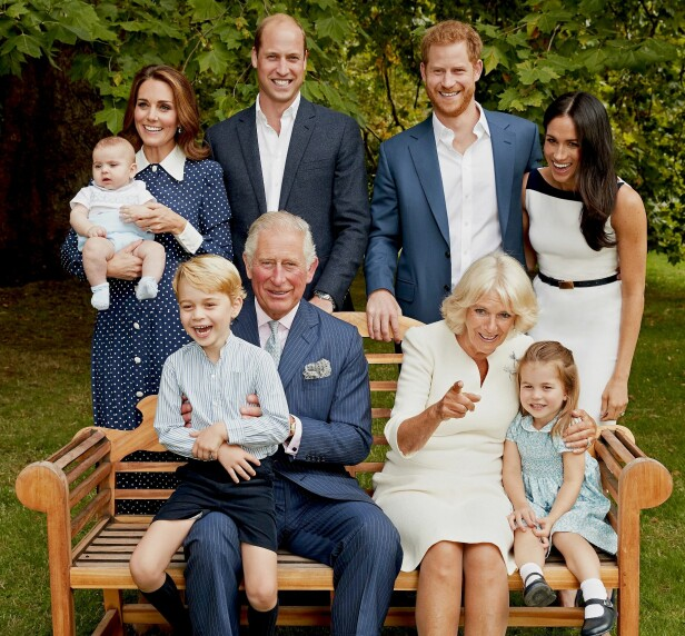 Vi møtte Mette-Marit i New York, Meghan Makle lovet evig troskap til prins Harry, og kongeparet vårt feiret 50 år som mann og kone!