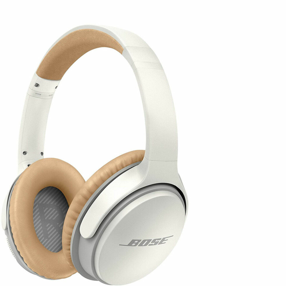 Bose headphones |2190,-| https://www.platekompaniet.no/headset/tradlose/bose-soundlink-around-ear-wireless-headphones---white