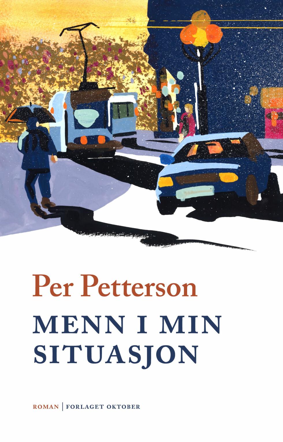 Menn i min situasjon – en roman |349,-| https://www.ark.no/boker/Per-Petterson-Menn-i-min-situasjon-9788249519743
