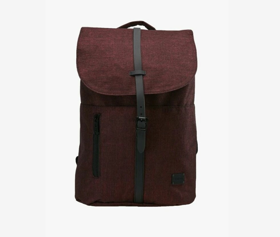 Sekk fra Spiral Bags |329,-| https://www.zalando.no/spiral-bags-tribeca-ryggsekk-bh754h02n-g11.html