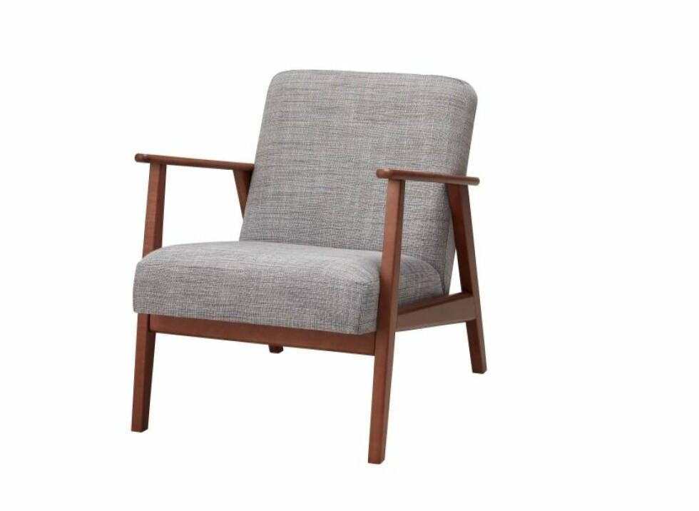 Stol fra Ikea |2300,-| https://www.ikea.com/no/no/catalog/products/80275811/