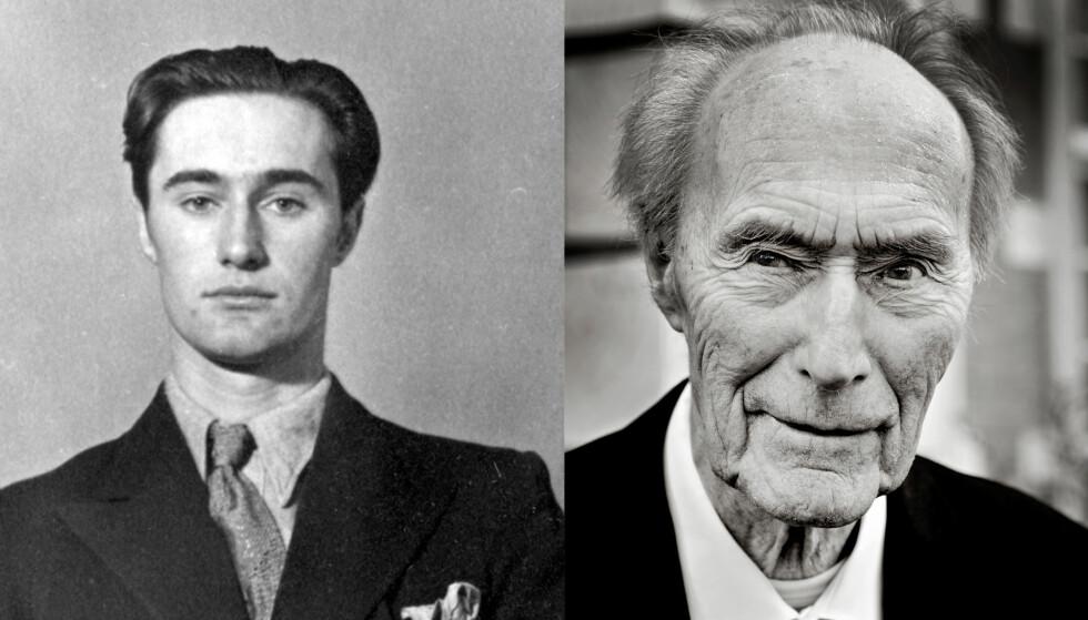 MOTSTANDSMANN: Joachim H. Rønneberg ble 99 år. Han ledet sabotasjeaksjonen mot tungtvannsanlegget på Vemork ved Rjukan i februar 1943. FOTO: NTB Scanpix