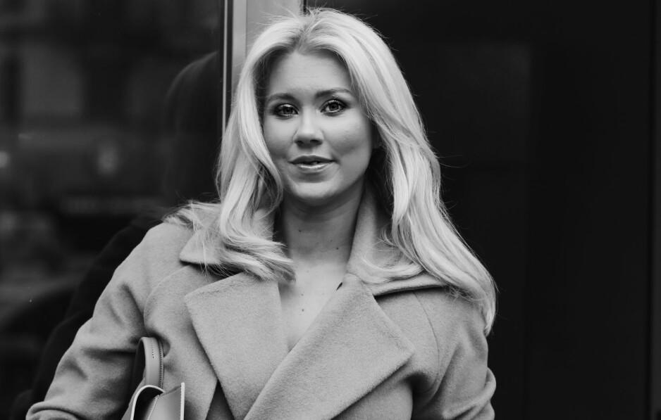 BLONDINBELLA: Isabella Löwengrip er bloggeren som ble kåret til Sveriges mektigste kvinne. Hun startet som 14-åring med en fiktiv blogg om livet på Stureplan. FOTO: Privat