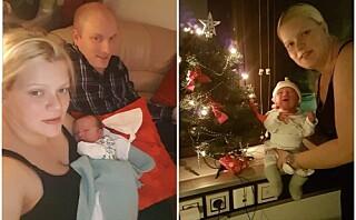 Rutt Tove fødte på julaften