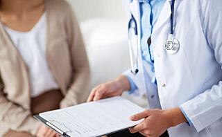 Har du opplevd å blø når du skal ta celleprøve?