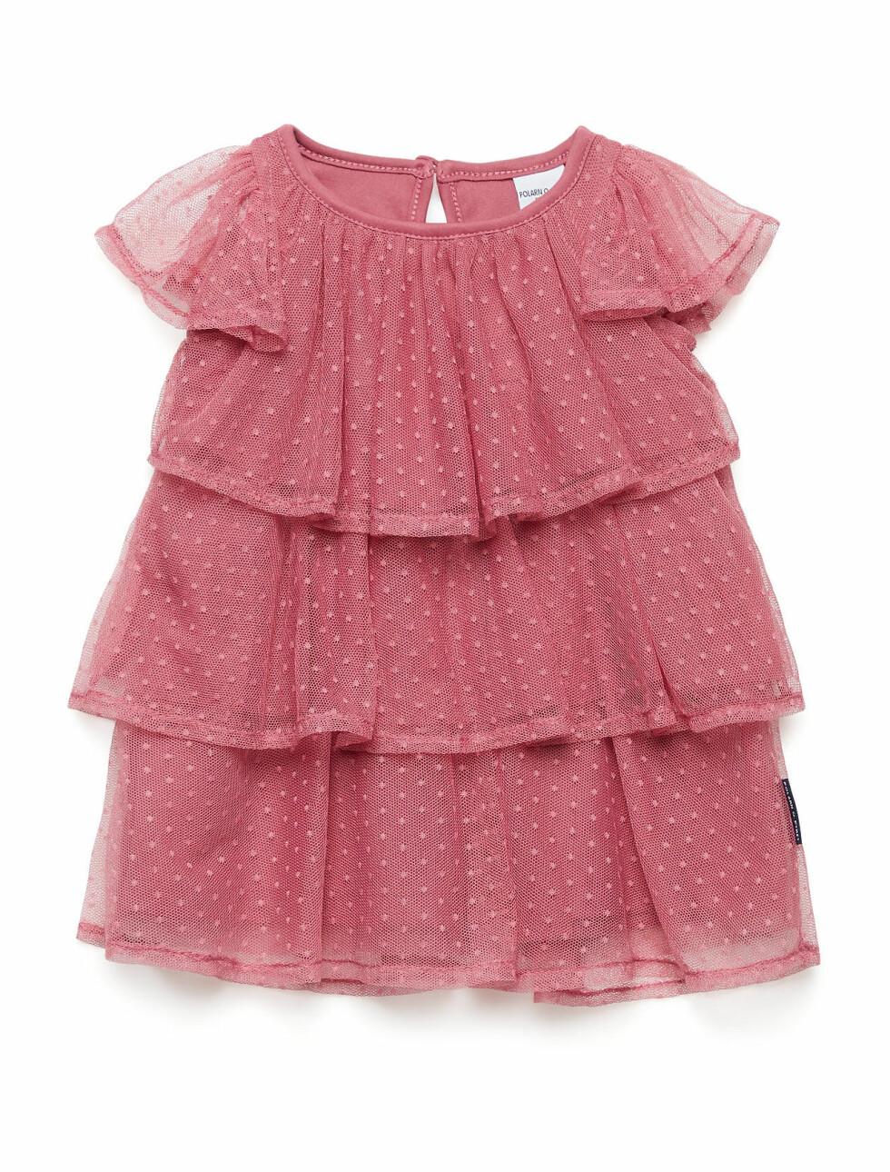 Kjole fra Polarn O. Pyret |399,-| https://www.boozt.com/no/no/polarn-o-pyret/dress-tulle-baby_19196231/19196236?navId=68013&group=listing&position=1000000