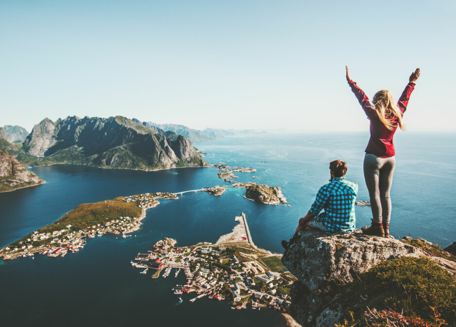 UT PÅ TUR: Her er gavene til de som elsker å reise! Foto: Scanpix